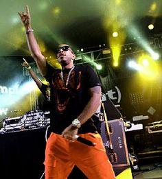 #Ludacris performs at the Interactive Closing Party at Stubb's Bar-B-Que during SXSW in Austin, Texas, March 17. (John Davisson) #Pollstar