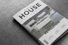 Magazines Pack Vol.1 on Behance
