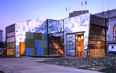 Scraphouse, Public Architecture, 2005