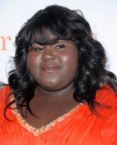 """""""I learned to love myself, because I sleep with myself every night and I wake up with myself every morning, and if I don't like myself, there's no reason to even live the life. I love the way I look. I'm fine with it. And if my body changes, I'll be fine with that."""" ~ Gabourey Sidibe"""
