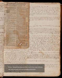 Jonathan Edwards's Blank Bible: A Guest Post by Matthew Everhard - Bible Design Blog