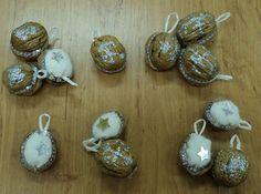 Skořápky - Vánoce 2014 Advent, Christmas Ornaments, Holiday Decor, Home Decor, Decoration Home, Room Decor, Christmas Jewelry, Christmas Decorations, Home Interior Design