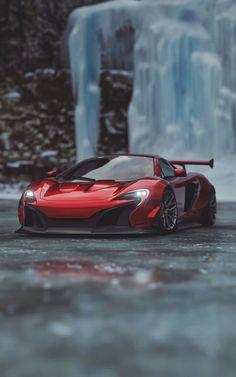 Wallpaper mclaren red mclaren 650s sports car - Wallpapers HD