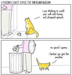 22 Hilarious Comics Of Cale Reveal The Dark Side Of Animals 7