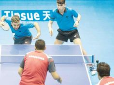 Caen las selecciones boricuas en Mundial de tenis de mesa -...