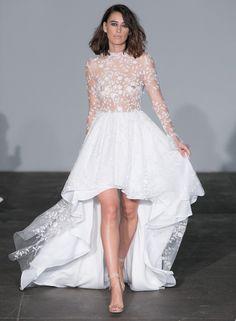 Rime Arodaky Fall 2018 Wedding Dresses