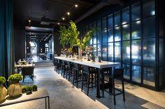Diseño de hoteles: Adriatic,donde el lujo y el arte se dan la mano   Decofilia.com