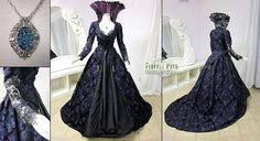 Firefly Path replica from Once upon a time - Evil Queen