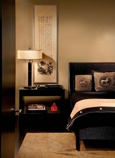 Awesome Deco Chambre Asiatique Zen that you must know, You?re in good company if you?re looking for Deco Chambre Asiatique Zen Informations About 38 Deco Chambre Asiatique Zen Pin You can easily use m Asian Style Bedrooms, Asian Bedroom Decor, Asian Home Decor, Home Decor Bedroom, Bedroom Ideas, Modern Bedroom, Bedroom Furniture, Kids Bedroom, Bedroom Simple