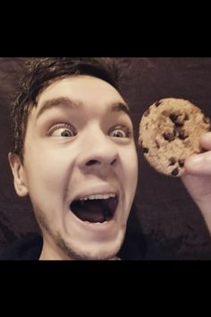 Jacksepticeye cookie!