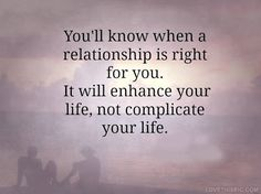The Right Relationship Pictures, Photos, and Images for Facebook, Tumblr, Pinterest, and Twitter