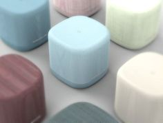 designbinge:    MarshMallow speaker   Designer: Jeongchun...