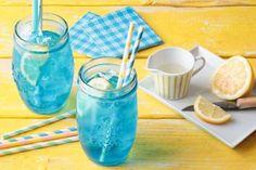 Blue Ocean Lemonade First Birthdays, Buffet, Ocean, Baby Shower, Recipes, Blue, Sammy, 5th Birthday, Juices