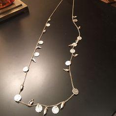 """Silver tone necklace. New Silver tone 36"""" necklace. New Jewelry Necklaces"""