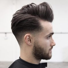 Very handsome haircut!