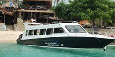 Fast Boat to Gili Trawangan & Lembongan Island