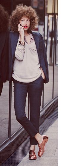 Love the look, especially those shoooooes!