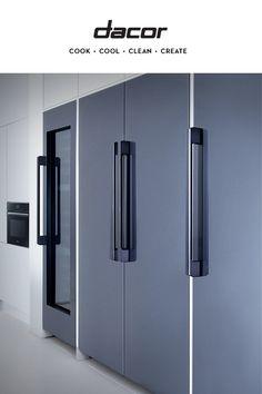 Kitchen Room Design, Kitchen Redo, Modern Kitchen Design, Home Decor Kitchen, Modern House Design, Home Kitchens, Kitchen Remodel, Dream Home Design, Home Interior Design