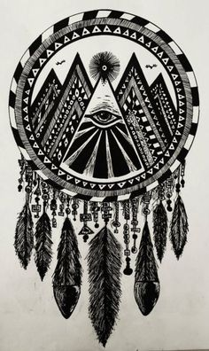 this dream catcher has alot to do with my story because it perfectly sums up the ability of the characters in my book.  Because of the dream catcher they have they can read the minds of others, and slightly read the fufure, hence the eye.