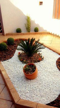 Flower Garden Landscaping Gorgeous Gravel Garden Ideas that Inspiring
