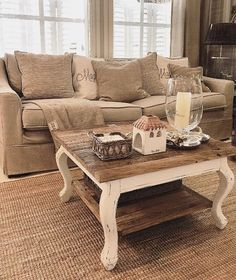 Riviera Maison Fall / Winter 2017 Winter 2017, Fall Winter, Coffee Tables, The Hamptons, Sweet Home, New Homes, Decor Ideas, Living Room, Interior Design