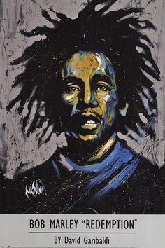 Bob Marley Guitar Sepia Music Art Poster Reprint 24X36 61X91.5cm