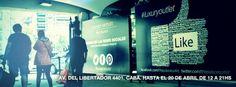 Luxury Outlet · The Palace en el Tribuna Plaza del Hipódromo de Palermo. Marzo Abril 2014. Las mejores marcas Nacionales e internacionales en un solo lugar. www.thepalaceoutlet.com