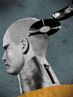 Facevinyl DAVID PLUNKERT  #Facevinyl  #collage by #DavidPlunkert  #vinyl #VinylRecords #vinylcollector #vinylcommunity #art #ContemporaryArt