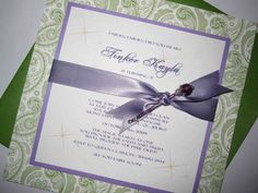 Items similar to Tinker Bell Design - Party invitation on Etsy