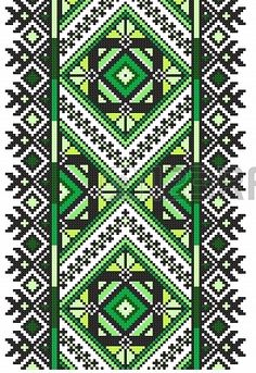 Ukraine, from Iryna Palestinian Embroidery, Hungarian Embroidery, Diy Embroidery, Cross Stitch Embroidery, Embroidery Patterns, Alpha Patterns, Loom Patterns, Beading Patterns, Cross Stitch Borders