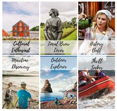 Get your daily dose of travel inspiration with our Ferry Trail itineraries. New Brunswick, Nova Scotia, Travel Inspiration, Maine, Trail, Road Trip, Explore, History, Historia