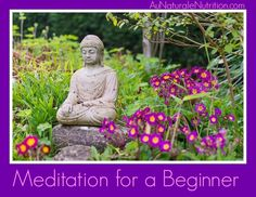An article by Jenny at www.AuNaturaleNutrition.com about the purpose and real benefits of meditation.  Plus, how to make SMART goals.