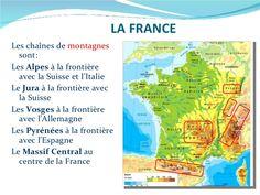 Géo de la France