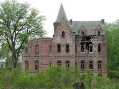 Wyndcliffe, New York | 7 Haunting Abandoned Mansions