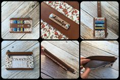 The Wisteria Wallet - PDF Sewing Pattern