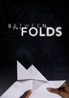 """Between The Folds (aka Exploring Origami)"" (dir. Vanessa Gould, Documentary, 2008) --- Provocative odyssey into the mesmerizing world of modern origami, where artists and scientists use the ancient art form to craft works of delicate beauty and to model cutting-edge mathematical theories. Pushing the envelope of origami, these experts examine how paper folding can reveal the profound connection between art, science and philosophy. MY RATING: 4/5 Stars"