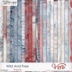 Wild and Free [Papers] by Vero