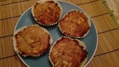 Almás muffin receptje - almás sütemények Muffin, Paleo, Breakfast, Food, Morning Coffee, Essen, Muffins, Beach Wrap, Meals