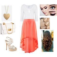 """skirt"" by taylorjj on Polyvore"