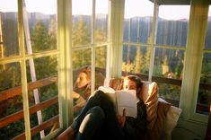 that view would be awesome from any reading nook you could think off Man . that view would be awesome from any reading nook you could think off Book Aesthetic, Autumn Aesthetic, How To Pose, Light Photography, Photography Books, Dream Life, Daydream, Life Is Good, In This Moment