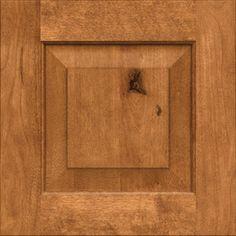 Kraftmaid Dakota Rustic Birch Praline 15 In X 15 In Praline Stained Birch  Cabinet