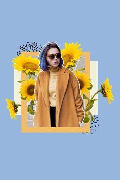 32 Ideas Fashion Collage Magazine Ideas For 2019 Collage Poster, Mode Collage, Art Du Collage, Digital Collage, Poster Layout, Poster Ideas, Art Collages, Collage Portrait, Flower Collage