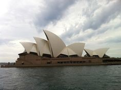 View from Manly Ferry - this is how we arrived....many times
