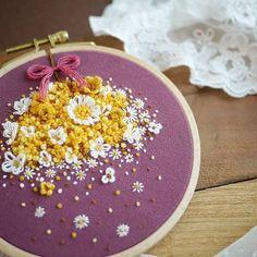 "Hand Embroidery Collection on Instagram: ""@girls.embroidery ⠀ . . . #embroidery #handembroidery #вышивка #자수 #embroiderypattern #craft #diygift #diy #handmade #handstitched…"""