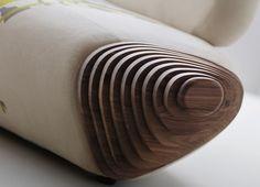 Sofa 'BOTAN' | Benedetta Tagliabue for Passoni Nature | Archinect
