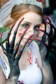 Kill The Witch. Zombie Walk. Seattle. | Flickr - Photo Sharing!