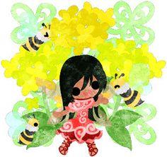 Fairy & Bees