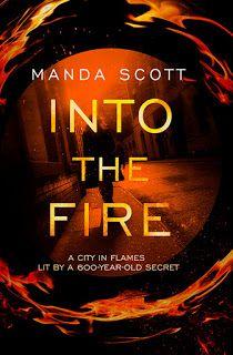 Manda Scott's INTO T