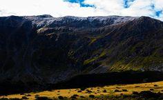 Light - Rays of light on Gargalau Peak