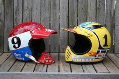 Hannah / Smith Replica Helmets